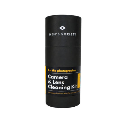 Men's Society Camera Cleaning Kit