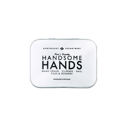 Men's Society Handsome Hands Manikyrset