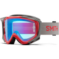 Smith Fuel V.2 Rise Split Goggles (blåtonat glas)