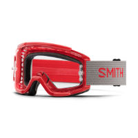 Smith Squad Mtb  Rise Split Clear Lens