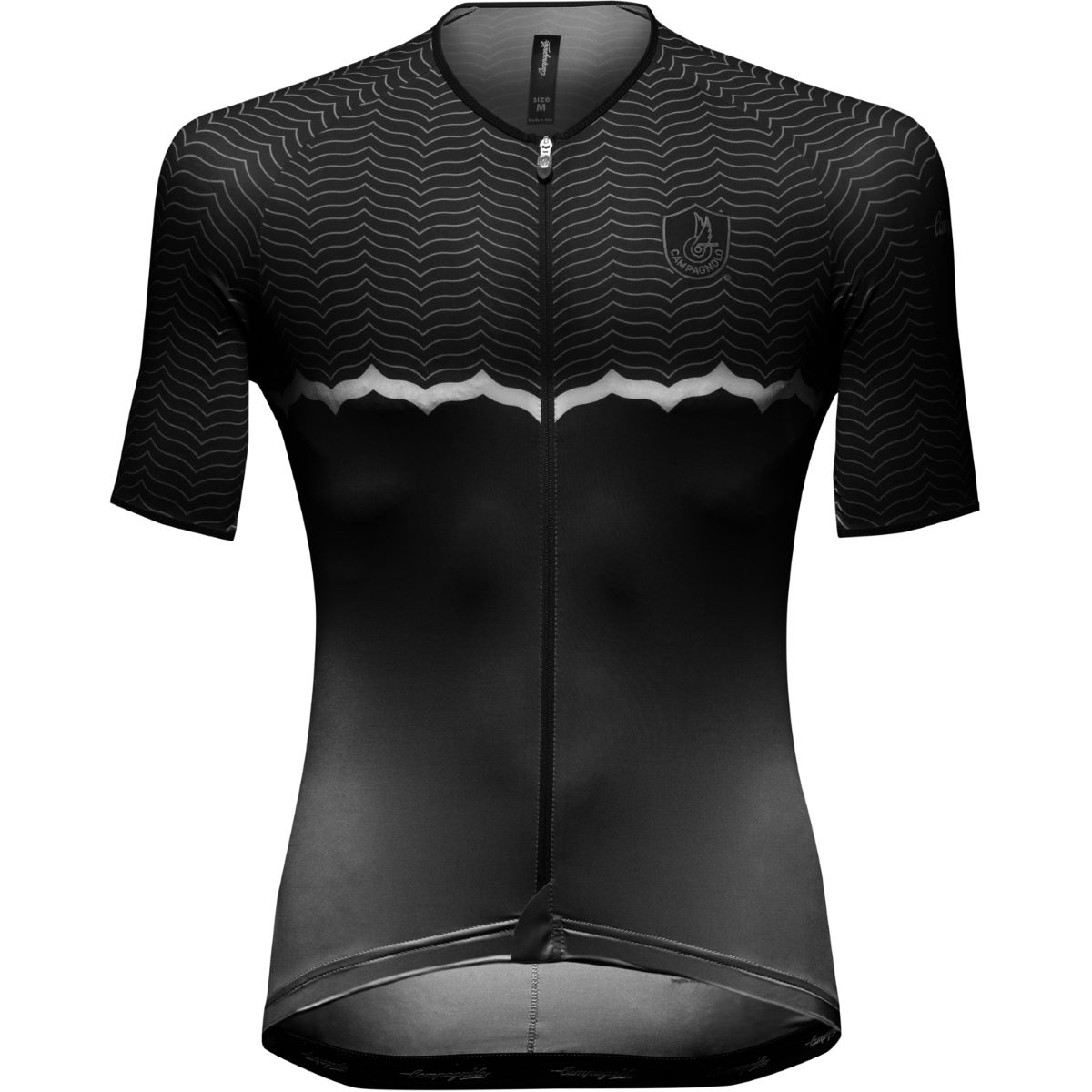 Campagnolo Quarzo Jersey - XL Black/Grey