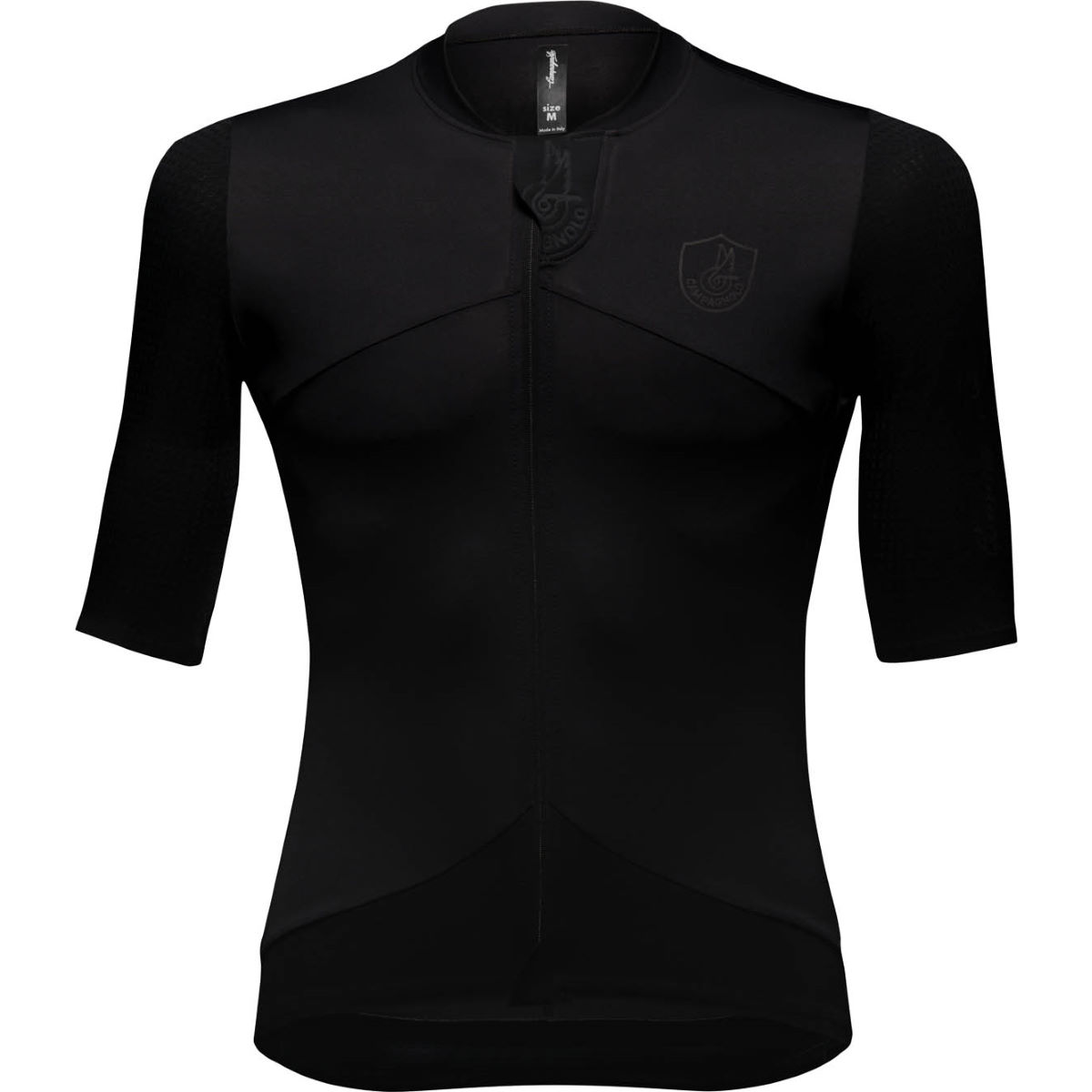 Campagnolo C-Tech Jersey - L Black | Short Sleeve Cycling Jerseys