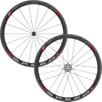 Fulcrum SPEED 40T carbon wielset (tubes)