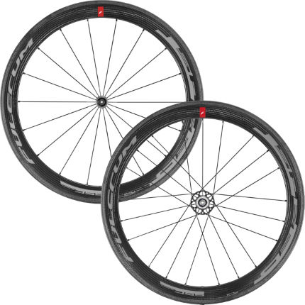 Fulcrum SPEED 55C C17 Carbon Road Wheelset