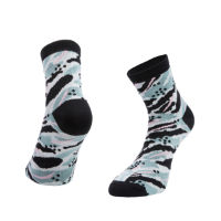 Ratio Jungle 10cm Sock (Turquoise)