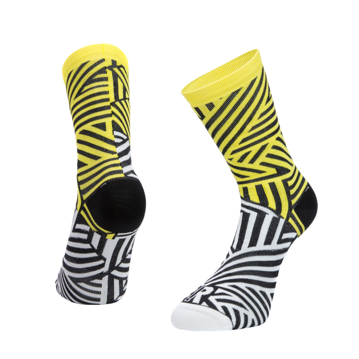 Ratio Dash 16cm Sock (Yellow) - Calcetines