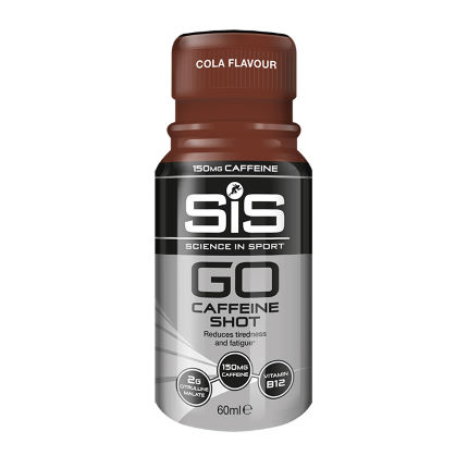 Science in Sport GO Koffeinshot (150 mg, 6 x 60 ml)