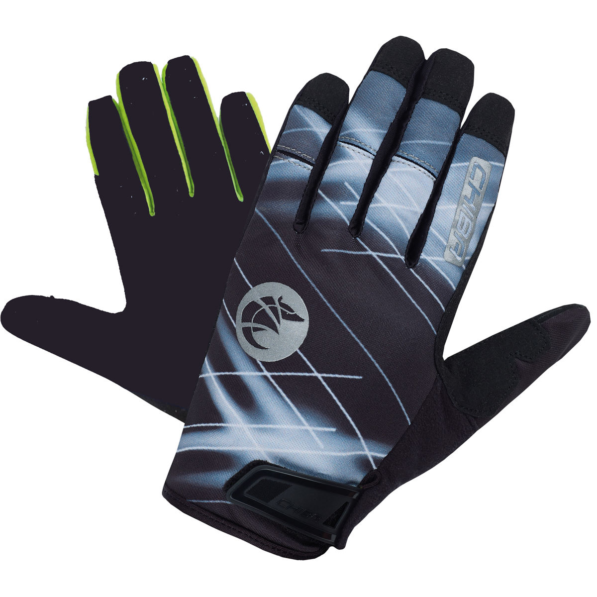 Chiba Twister Full Fingered Gloves - Guantes