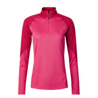 Berghaus Womens Tech Tee LS Zip 2.0