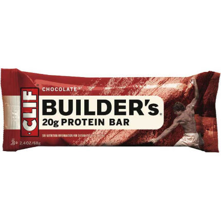 Clif Bar Builders Bar (12 x 68g) BBF 15/02/18