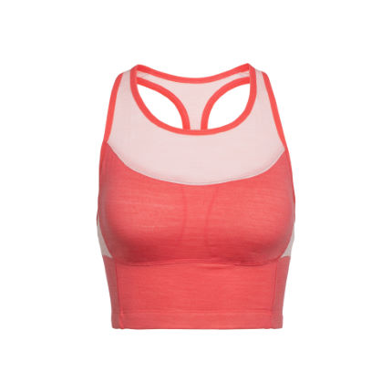 Icebreaker Women's Meld Zone Long Sport Bra