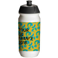 Tour de France Cycling Bottle White 500ml