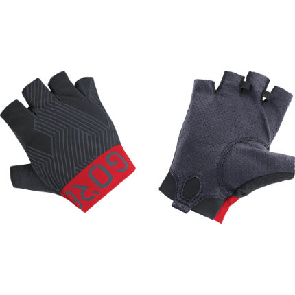 Gore C7 Short Pro Gloves Grey/White L