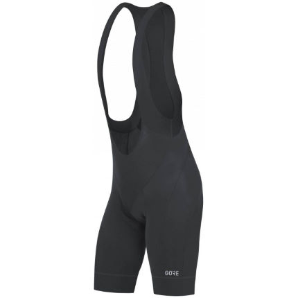 Gore C5 Bib Shorts+ Red M