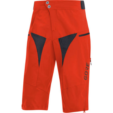 Gore C5 All Mountain Shorts Orange L