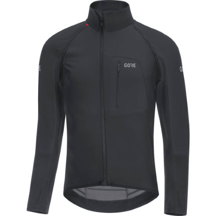 Gore Wear C7 Windstopper® Pro Zip Off Jersey