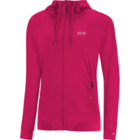 Gore Wear Womens C5 Windstopper® Trail Hooded Jacket