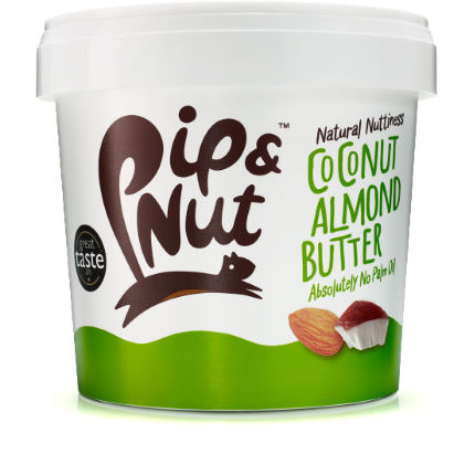 Pip and Nut Coconut Almond Butter (1kg) BBF Feb 2018