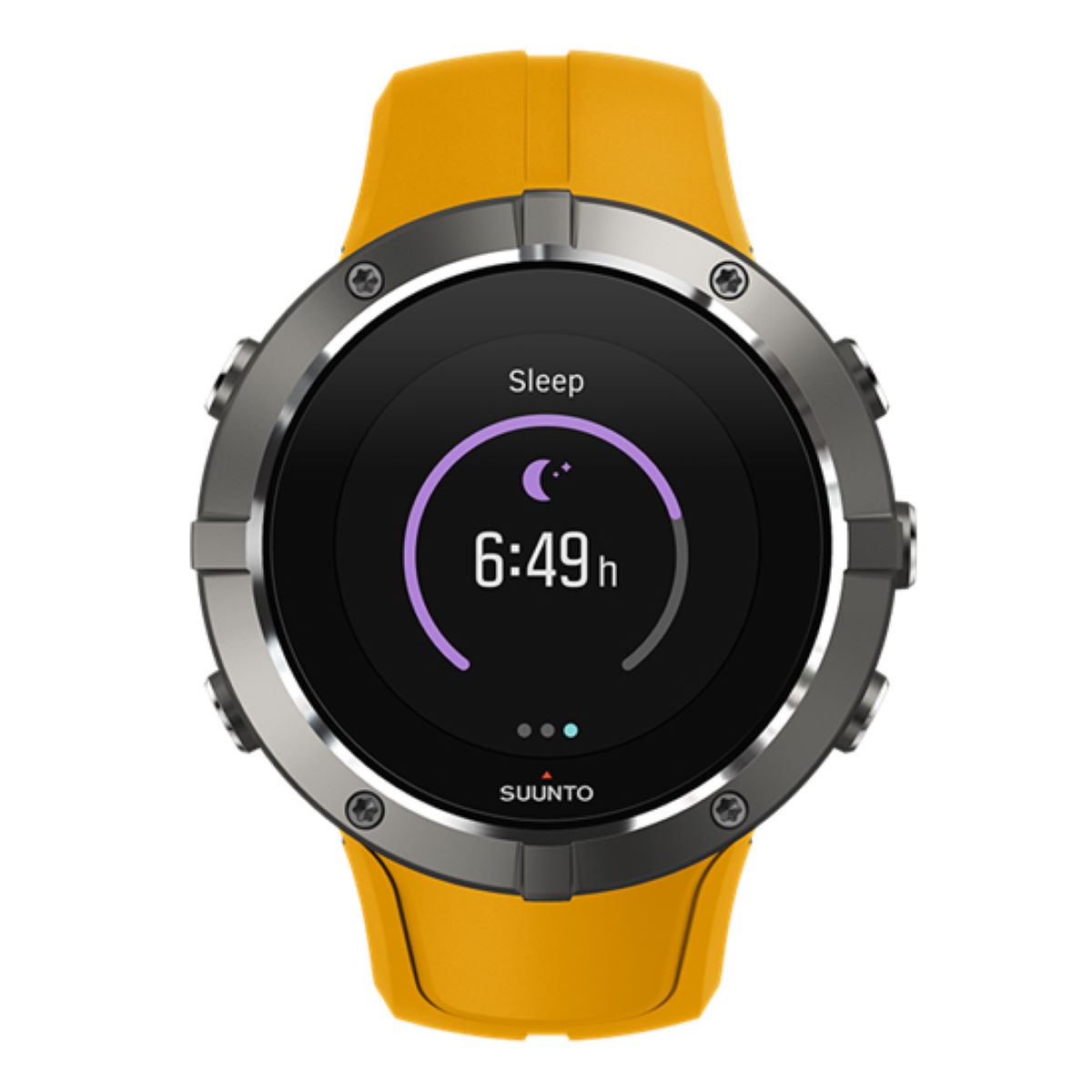 Montre Suunto Spartan Trainer HR - One Size Amber
