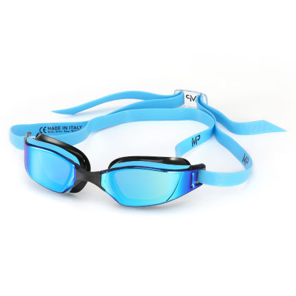 MP XCEED Titanium Mirrored Lens Goggle
