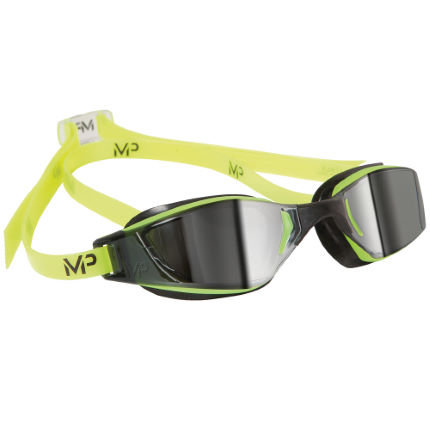 MP XCEED Mirrored Lens Goggle