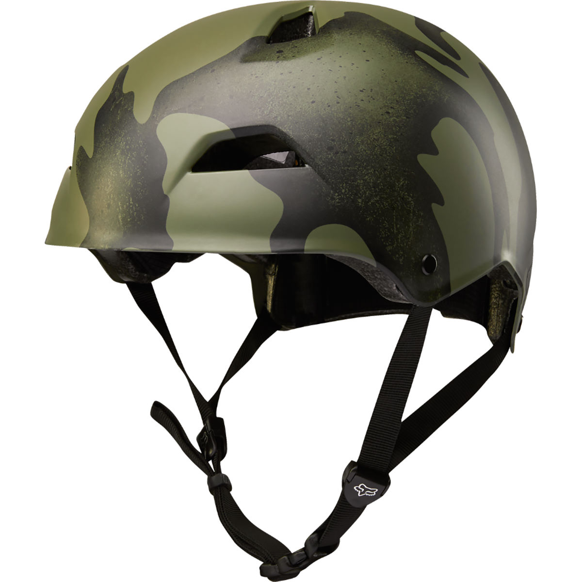 Casque Fox Racing Flight Camo - L Green Camo Casques