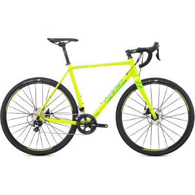 fuji-cross-1-7-cyclo-cross-bike-stock-bike-yellow-58c-cyclocross-fahrrader