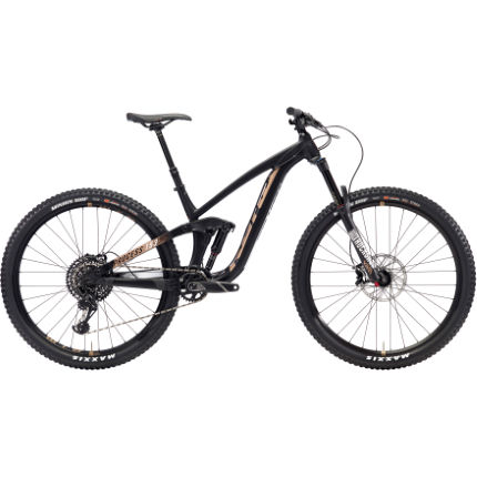 "Kona Prcoess 153 AL/DL 29"" (2018) Mountain Bike  Black"