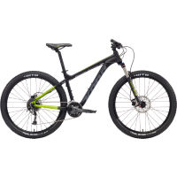 picture of Kona Fire Mountain (2018) Mountain Bike Black M Stock