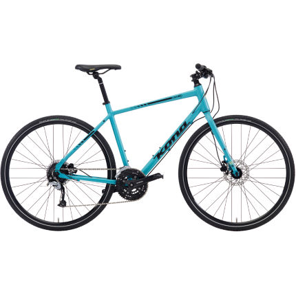 Kona Dew Plus (2018) Road Bike Blue 52cm Stock Bike