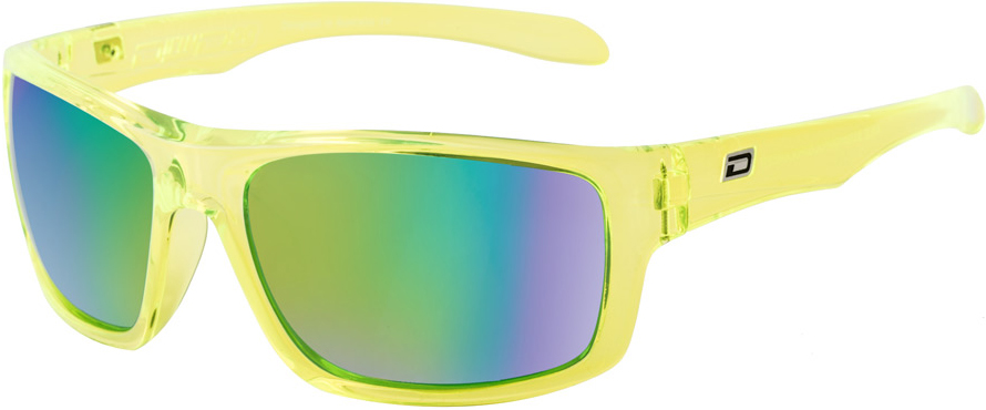 Dirty Dog Edge Sports Sunglasses - Sonnenbrillen - Performance Green/Green One Size VV0JvKYD
