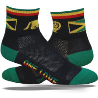 Calcetines DeFeet Aireator One Love