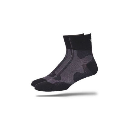 DeFeet Leviator Logo Socks