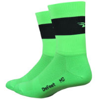 "DeFeet Aireator Hi Top 5"" Team Socks"