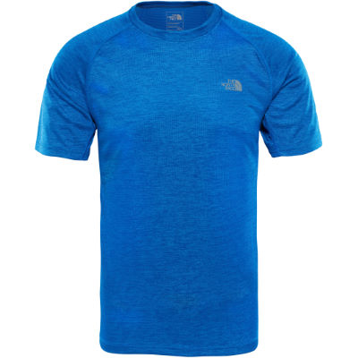 the-north-face-ambition-shirt-lauftops-kurzarm-