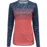 dhb MTB Womens Long Sleeve Trail Jersey - Camo