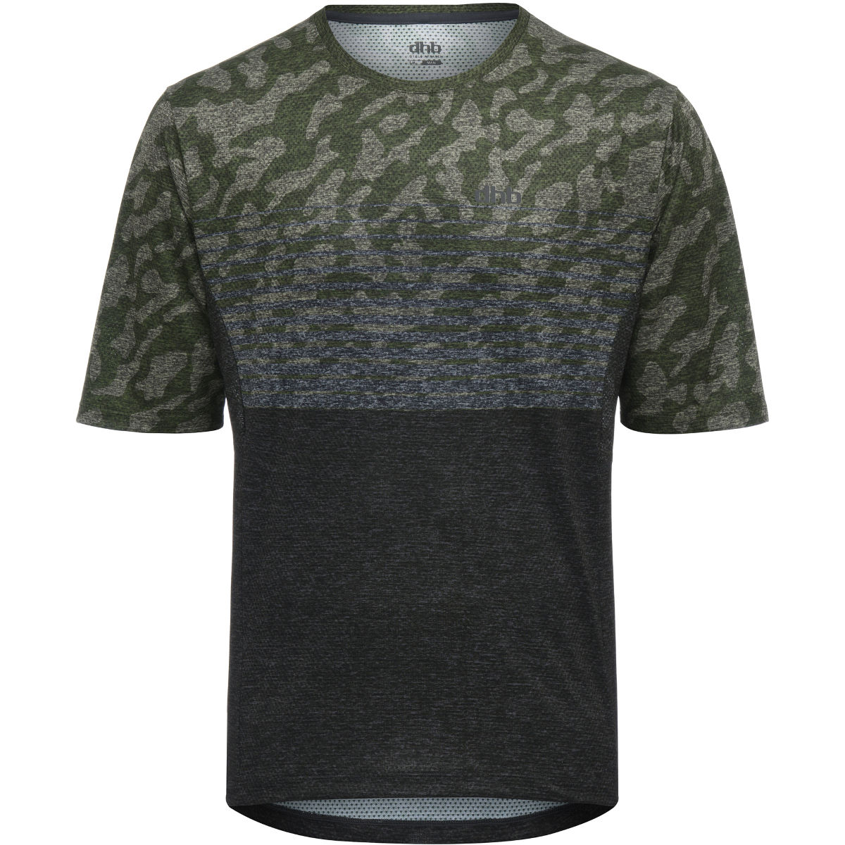 Maillot VTT dhb Trail Camo (manches courtes) - Extra Extra Large