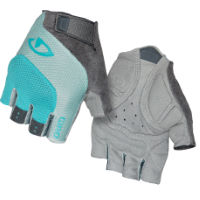 Giro Womens Tessa Mitts Grey/Green S