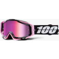 100% RACECRAFT Floyd - Mirror Pink Lens