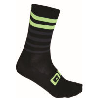 Alé Speed Fondo Socks Black/Orange S