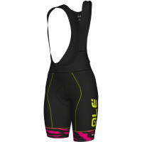 Alé Womens PRR Flowers Bib Shorts