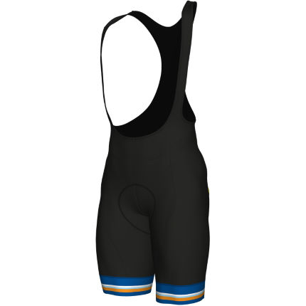 Alé Impavida Bib Shorts  Blue/Multi 2XL