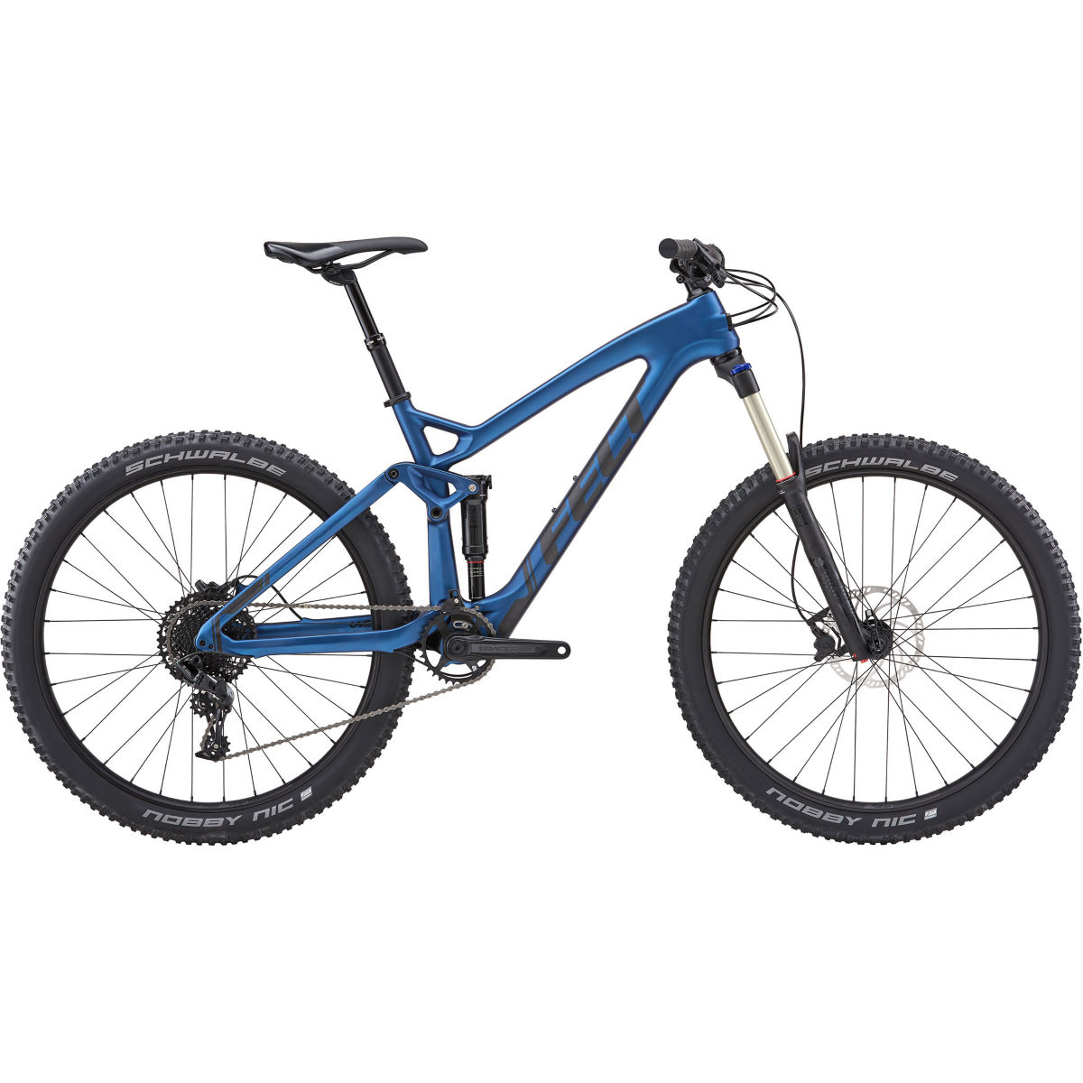 Felt Decree 5 (2018) Full Suspension MTB Bike - Bicicletas de MTB de doble suspensión