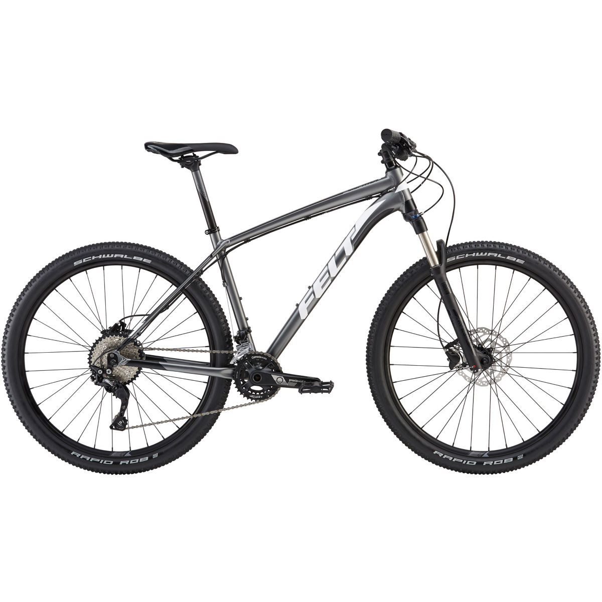 VTT semi-rigide Felt Dispatch 7/50 XC (2018) - 20'' Stock Bike