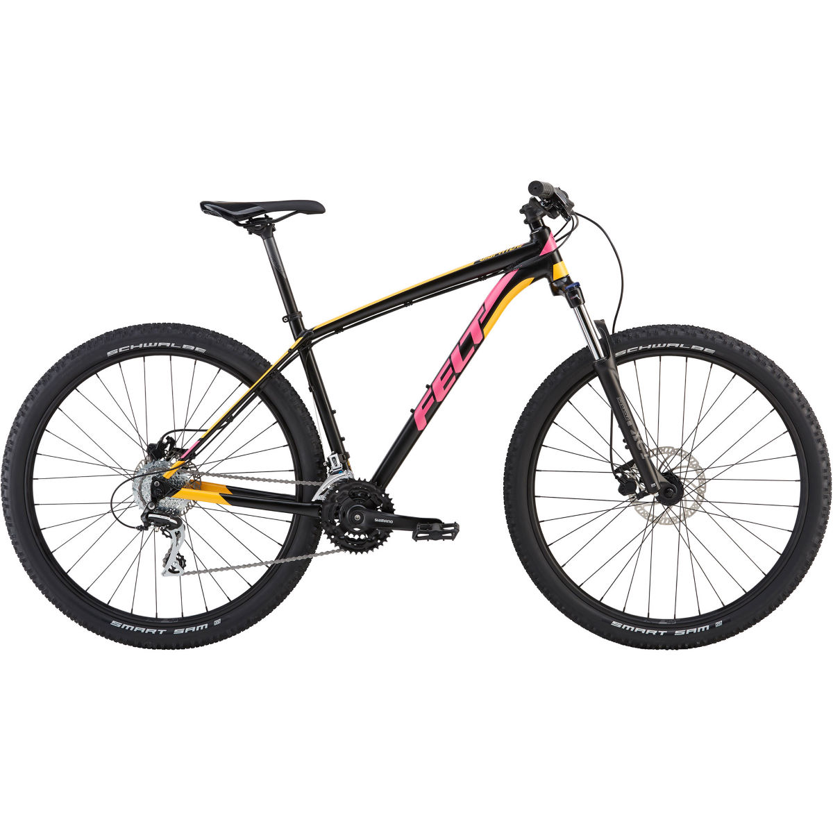 VTT semi-rigide Felt Dispatch 9/80 XC (2018) - 18'' Stock Bike