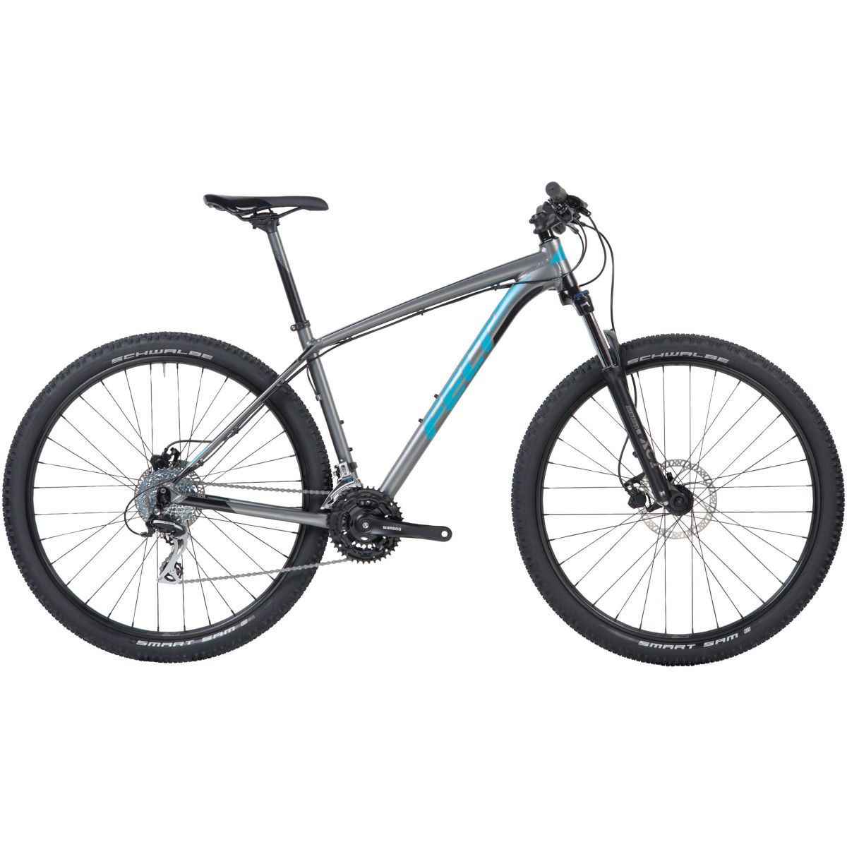 VTT semi-rigide Felt Dispatch 9/80 XC (2018) - 20'' Stock Bike