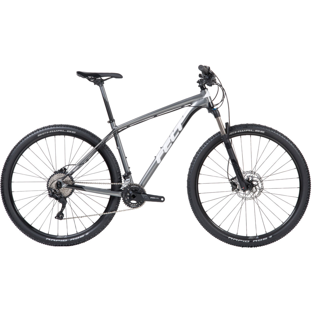 VTT semi-rigide Felt Dispatch 9/50 XC (2018) - 16'' Stock Bike