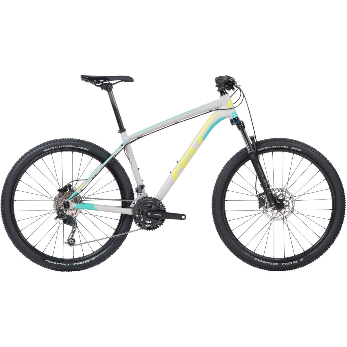 VTT semi-rigide Felt Dispatch 7/60 XC (2018) - 18'' Stock Bike