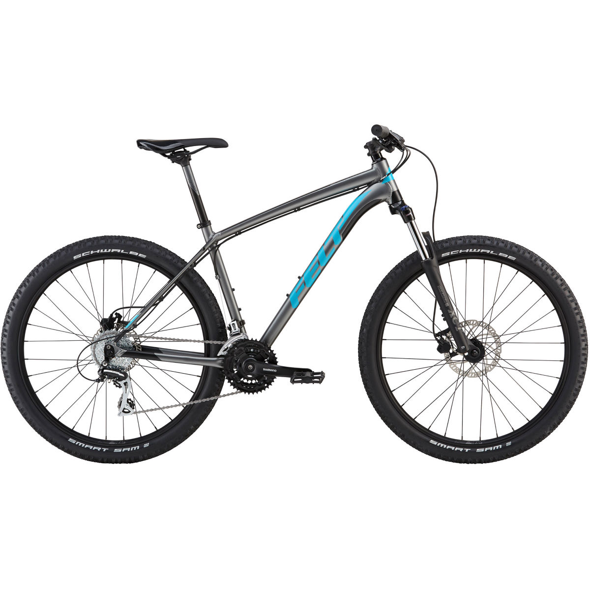 VTT semi-rigide Felt Dispatch 7/80 XC (2018) - 22'' Stock Bike