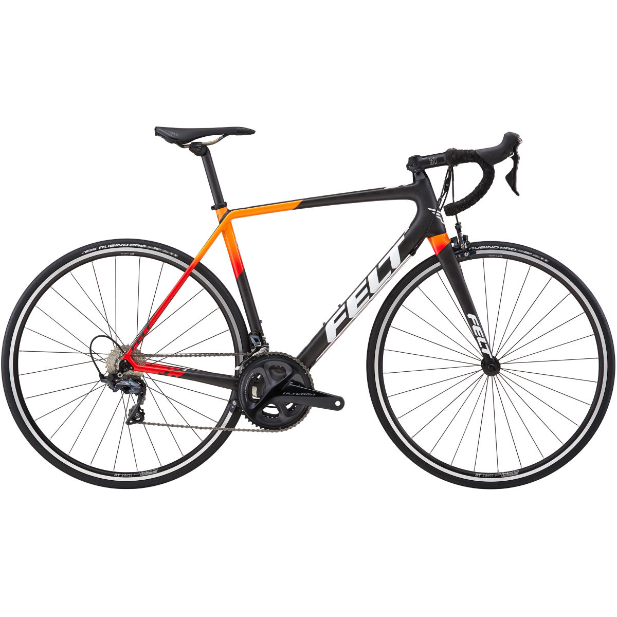 Vélo de route Felt FR3 Race (2018) - 61cm Stock Bike Vélos de route